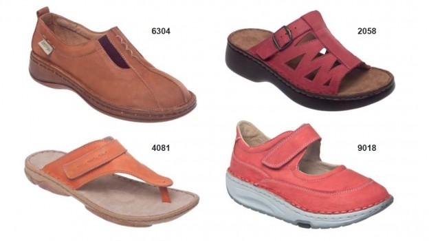 Tato pohodlná komfortní zdravotně nezávadná obuv s anatomickou podporou  chodidla je osvědčena jako celoroční vycházková obuv 5b3105d6d1